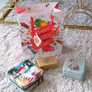 💝💝💝Boxes and Bag